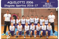 Le nostre squadre 2016-2017