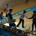 Progetto Basket ad Astra 5