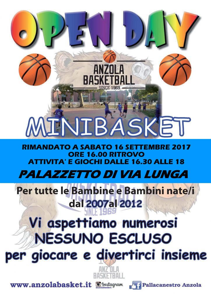 Open Day Minibasket 3