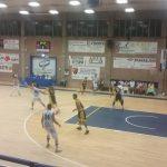 Gruppo Venturi Anzola Basket vs CNO Santarcangelo 72-67
