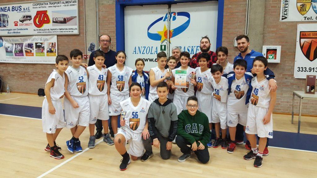5° Torneo Esordienti 4