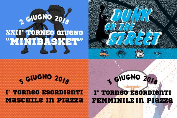 Torneo Giugno Minibasket