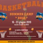 Campo Estivo Anzola Basket