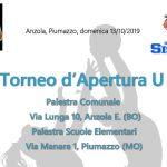 3° Torneo d'Apertura U13 F