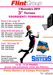 2 e 3 Novembre: week end di tornei