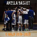 Gruppo Venturi Anzola Basket vs Basket 2000 R.E. 8