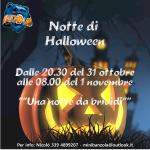 Notte Halloween in Palestra 2