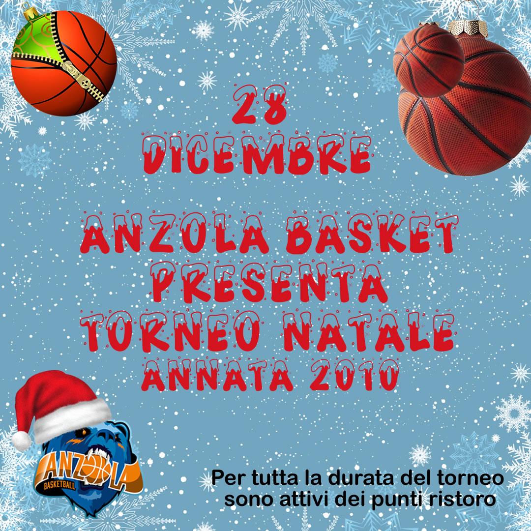 Natale a Canestro - Torneo 2010