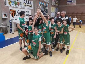 Natale a Canestro - Torneo Under 13 8