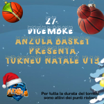 Natale a Canestro - Torneo Under 13