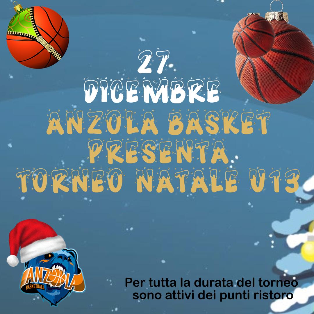 Natale a Canestro - Torneo Under 13