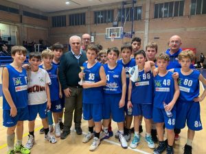 Natale a Canestro - Torneo Under 13 1