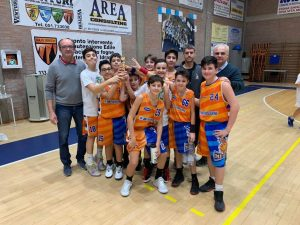 Natale a Canestro - Torneo Under 13 2