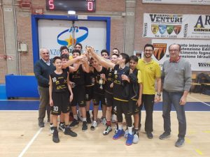 Natale a Canestro - Torneo Under 13 7