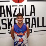 ASD Anzola Basket: arriva in prestito Matteo Franco