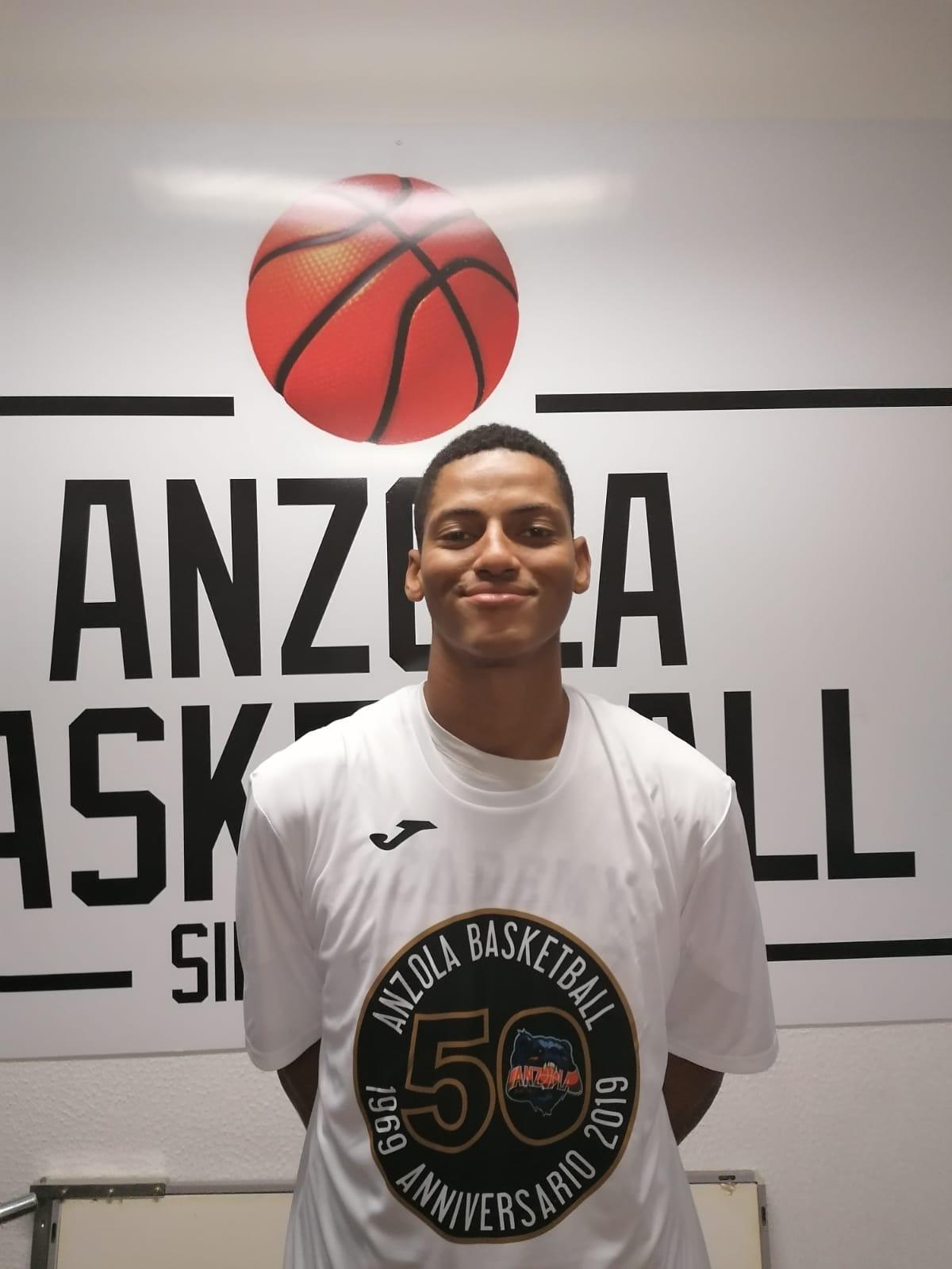 Un gradito ritorno per l'Anzola Basket: Othmane Youb
