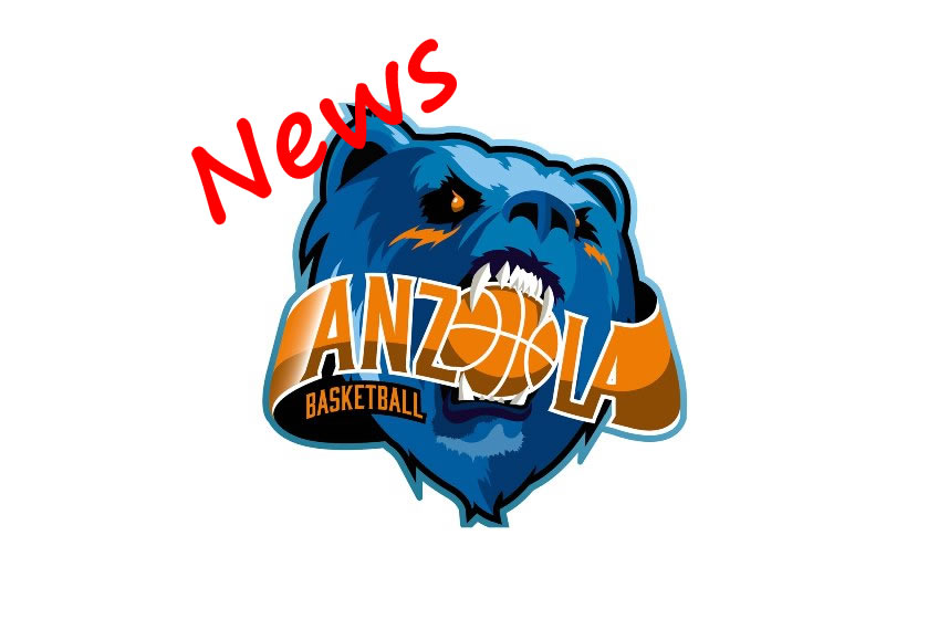 """News Anzola Basket: """"Nuovo allenatore Prima Squadra"""""""